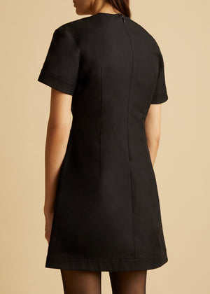 The Marcia Dress in Black