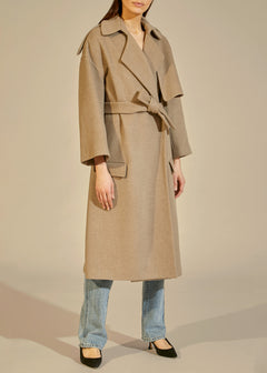 The Matthias Coat in Clay