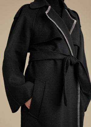 The Meegan Trench in Black