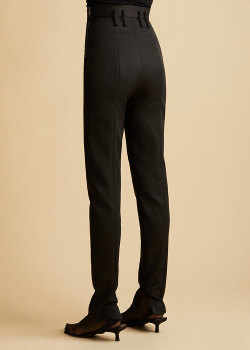 The Reba Pant in Black
