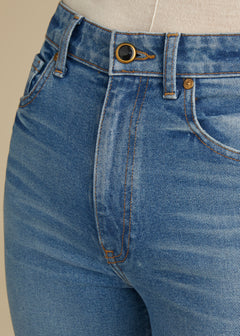The Reece Jean in Vintage Blue