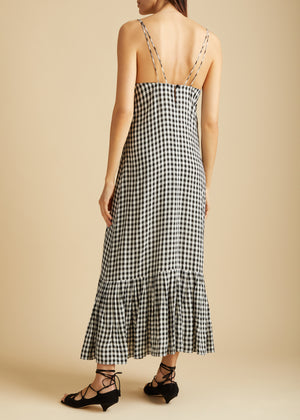 The Stacey Dress in Gingham