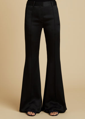 The Stockard Pant in Black