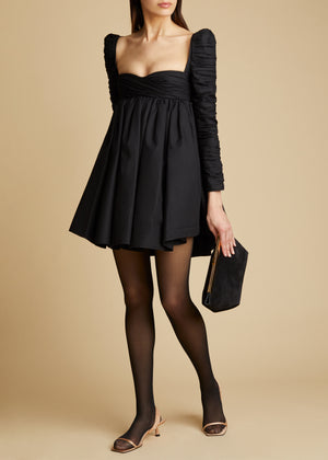 The Sueanne Dress in Black