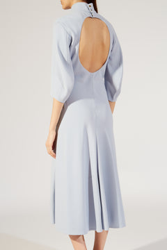 The Sabrina Dress in Sky Blue
