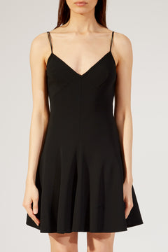 The Sheryl Dress in Black