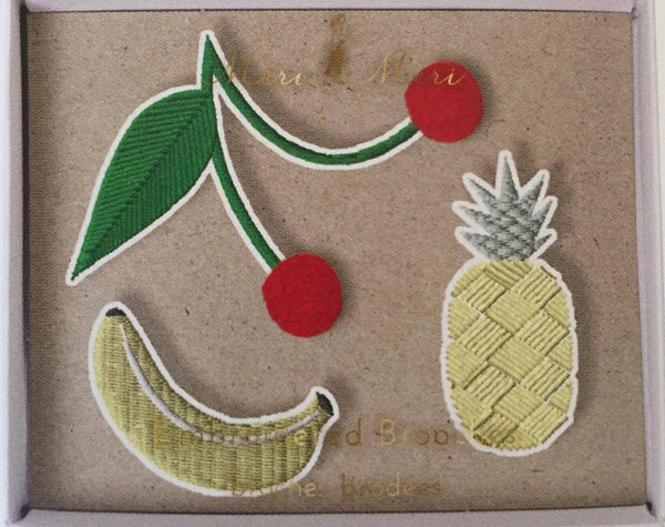 Fruit broche!