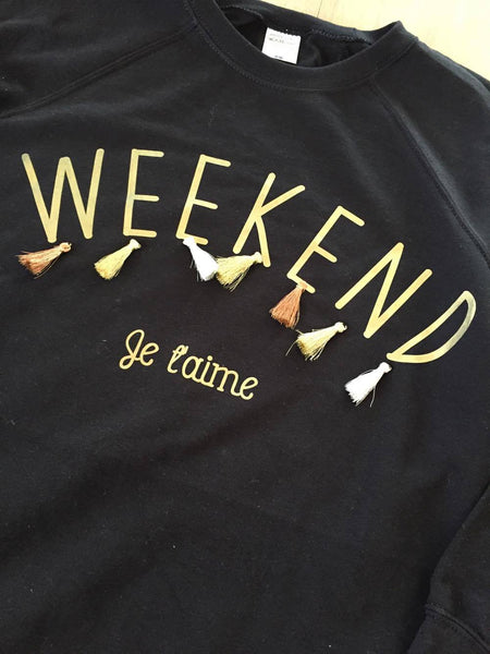 'Weekend, je t'aime'