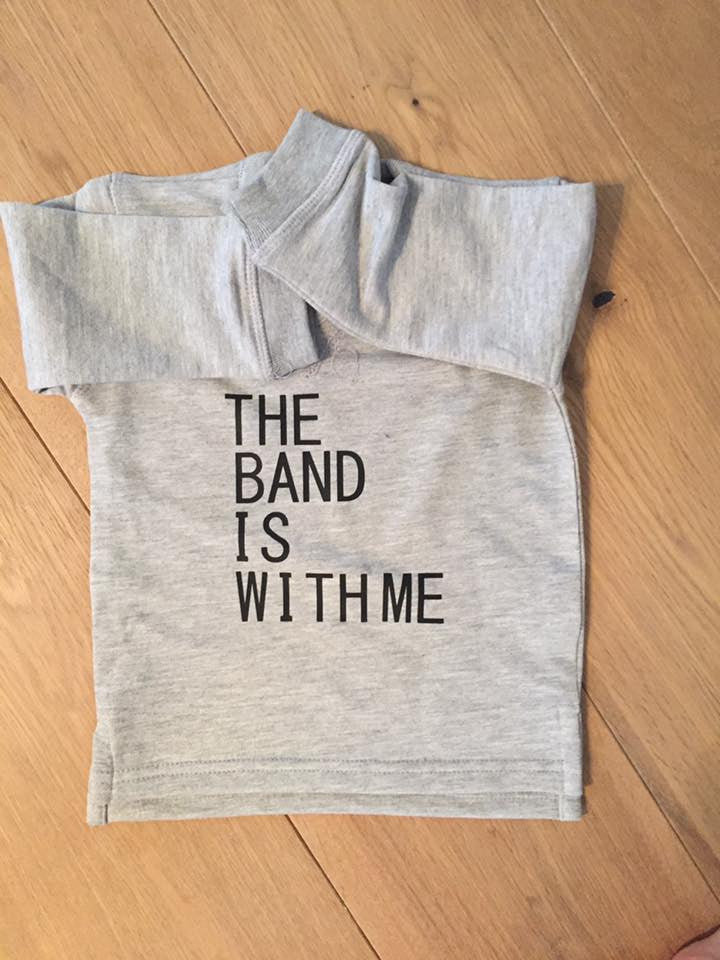 Sweater 'The band'