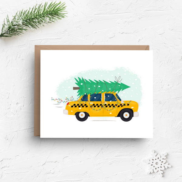 Holiday Taxi Card