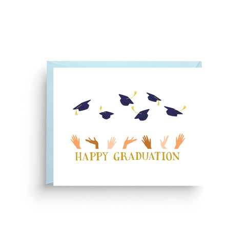 graduation card, congratulations card, graduation gift, high school grad, college grad, graduation cards, congrats grad, congrats card, graduation gifts, blue graduation card, happy graduation, class of 2020, on sale