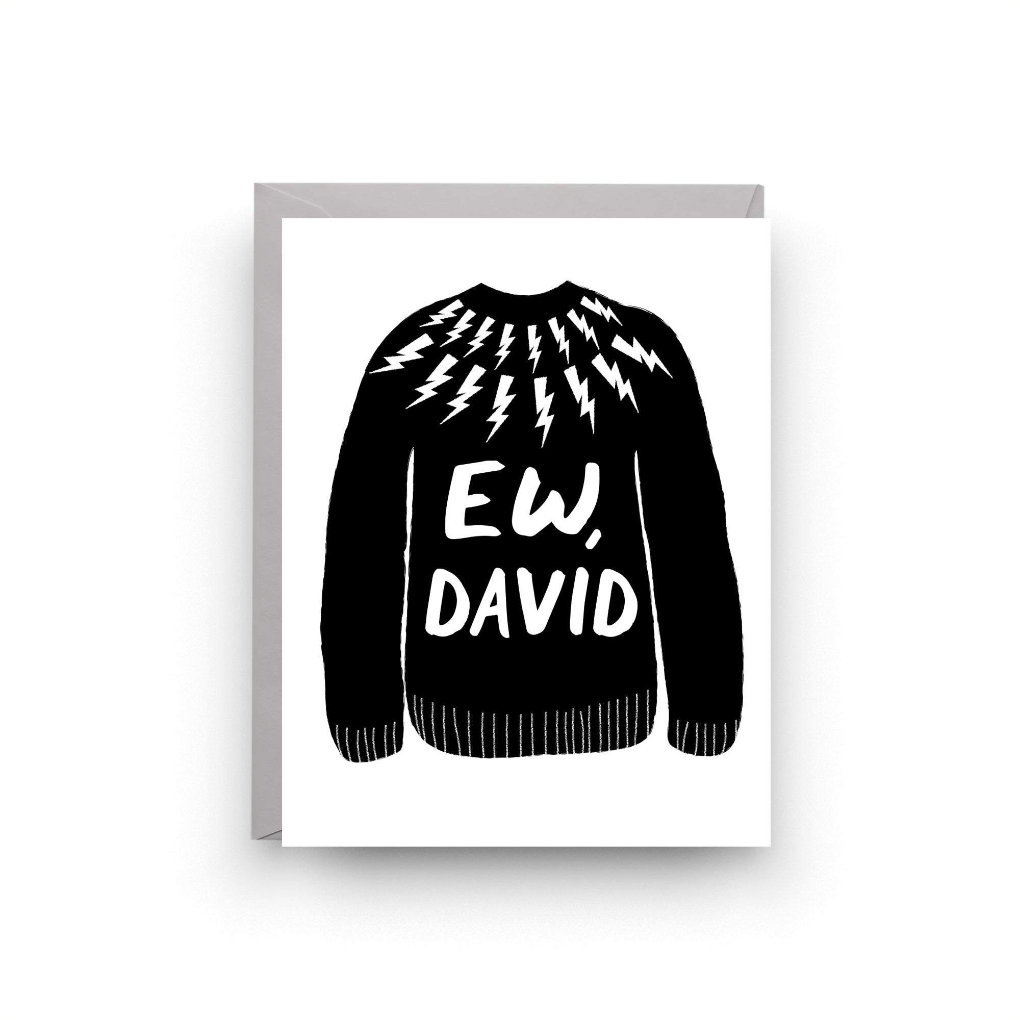 friendship card, bff card, funny cute card, cards for friends, ew david, funny birthday card, schitt's creek, funny birthday gift, david rose, alexa rose, schitt's creek card, LGBTQ card, quote card