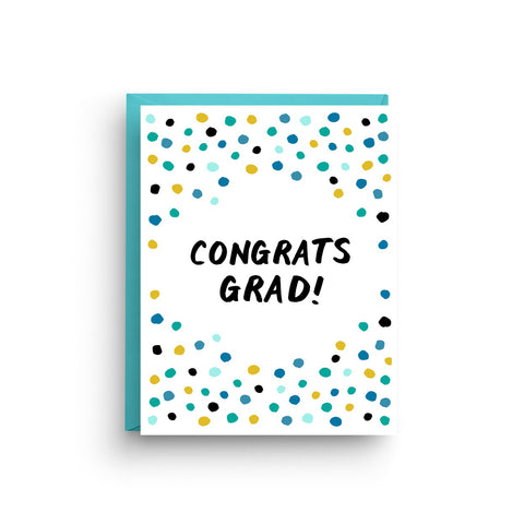 Congrats Grad - Graduation Card