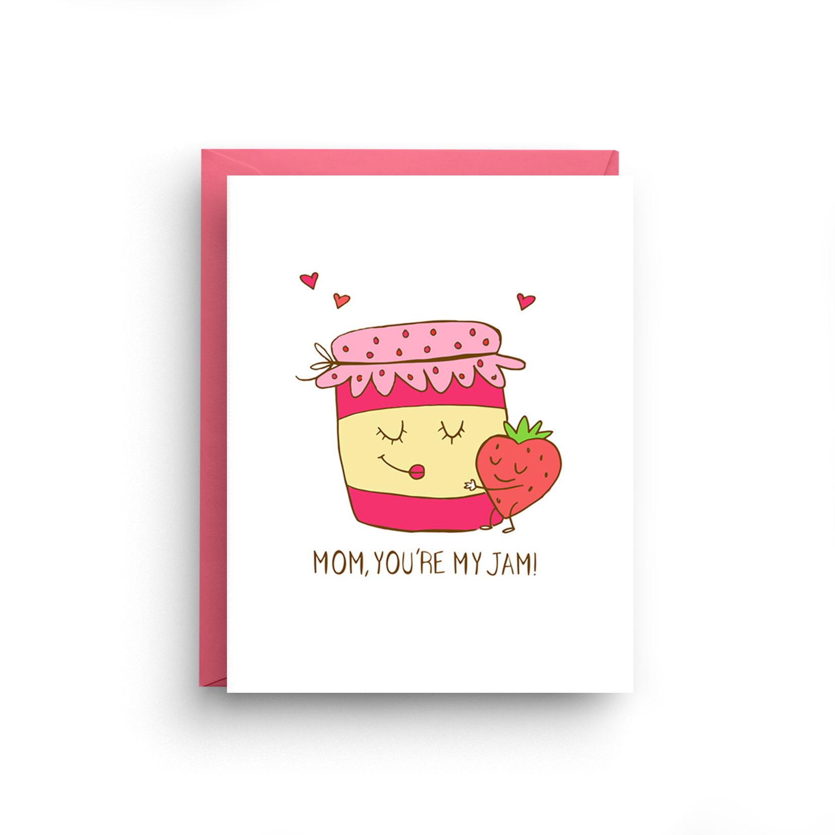 You're My Jam - Mother's Day Card