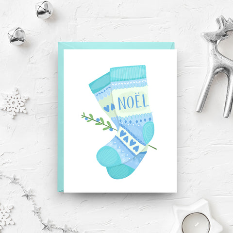 merry christmas card, christmas card, holiday greeting, holiday boxed set, boxed sets, holiday cards, noel, holiday stocking, christmas stocking, scandinavian, hygge, black friday sale, cyber monday sale