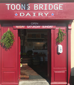 SHOP IN TOONSBRIDGE IS OPEN