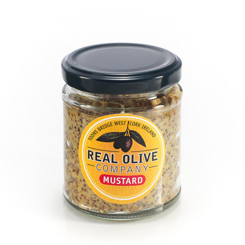 Moutarde a l'Ancienne: Whole Grain Mustard