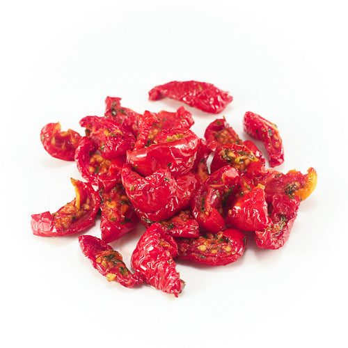 Semi Sun Dried Tomatoes The Real Olive Company
