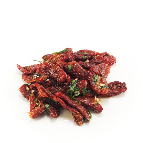 Marinated Sun Dried Tomatoes