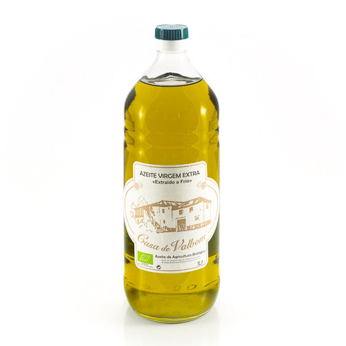 Organic Portuguese Extra Virgin Olive Oil