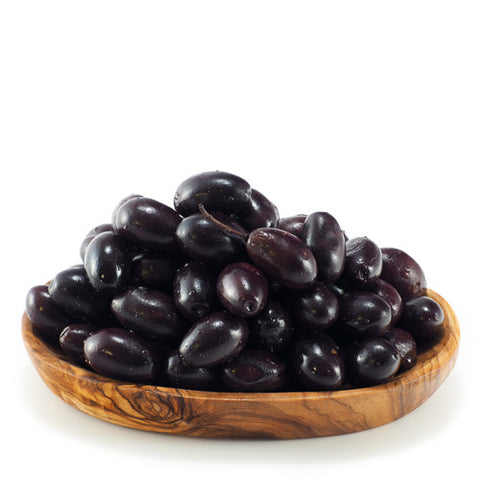 Black Spanish Aragon Extra Olives