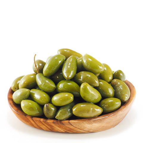 Green Lucques Olives