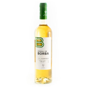 Adega De Borba, White Wine From The Alentejo, Portugal.