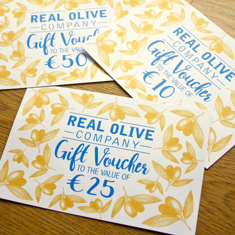 GIFT CARD for our MARKET STALLS