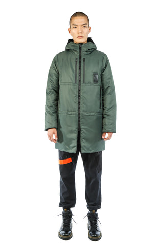 ICON PARKA / GREEN
