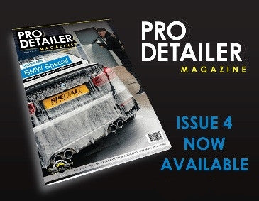 Clobberizer featured in Pro Detailer Magazine