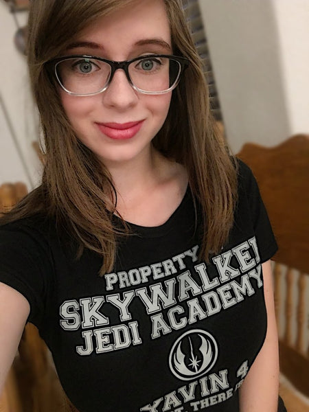 Star Wars Jedi Academy Tee/Underwear set