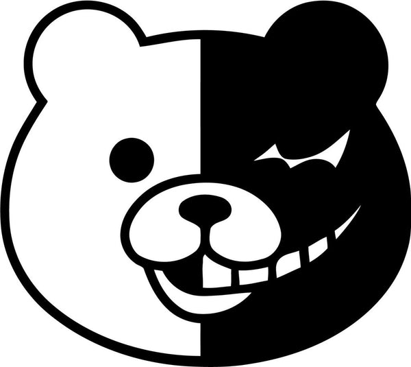 Danganronpa Logo Sticker