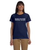 Make racism wrong again tee
