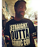 Straight Outta Comic Con T-Shirt