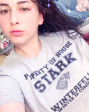 House Stark Hooded Sweatshirt / Jumper ( game of thrones )