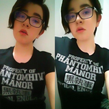Phantomhive ( Black Butler ) T-Shirt