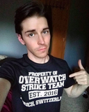 Overwatch Strike Team T-Shirt