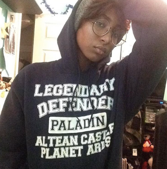 Voltron Legendary Defender Hooded Sweatshirt