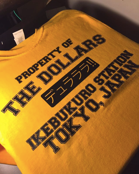 The Dollars ( Durarara ) Tee shirt