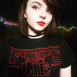 Friends Don't Lie ( Stranger Things ) Tee