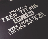 Custom Property of Tee