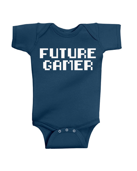 Future Gamer inspired children's Tee or Onesie