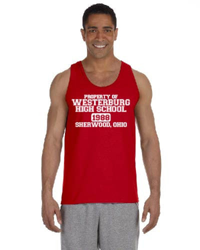 Westerburg High School ( Heathers ) tank top