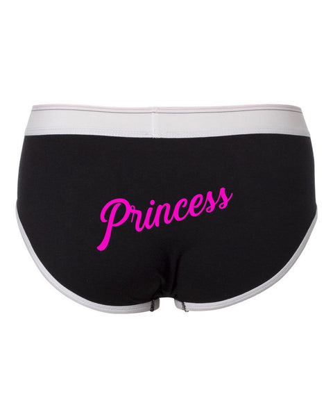 Princess nerdy fetish bdsm inspired boy cut underwear