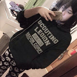 Scouting Legion ( attack on titan ) Hoodie