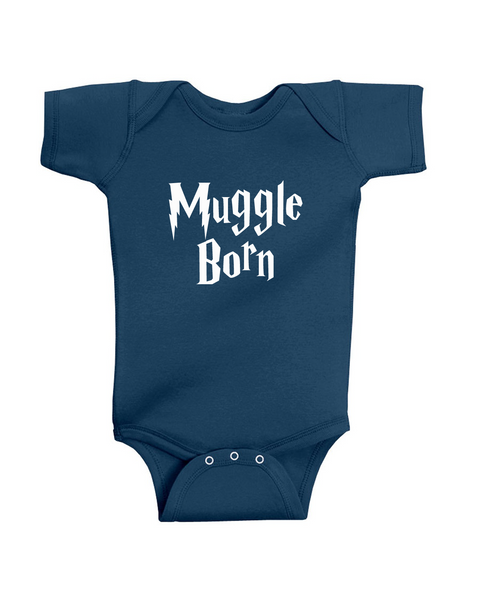 Harry Potter Muggle Born inspired children's Tee or Onesie