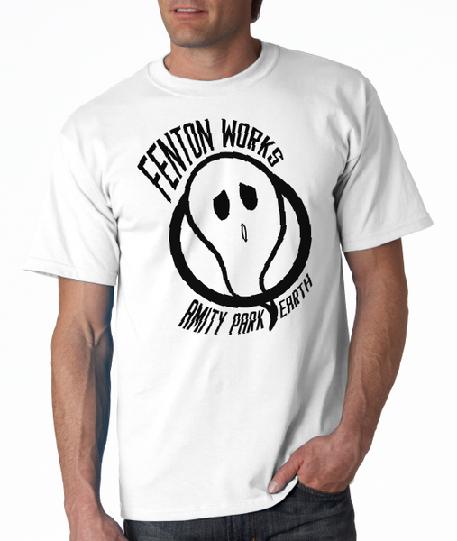 Danny Phantom Fenton Works Tee
