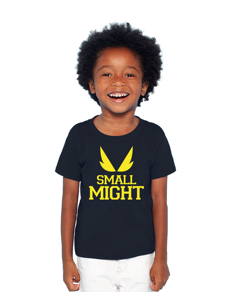 Small Might bnha my hero academia all might inspired ADULT Tee
