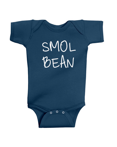 SMOL BEAN children's Tee or Onesie