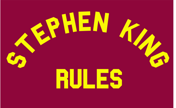 Stephen King Rules ( monster squad ) crew neck sweatshirt